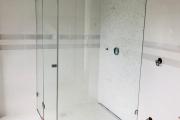 Eck-Glasdusche von Glas & Design Berlin